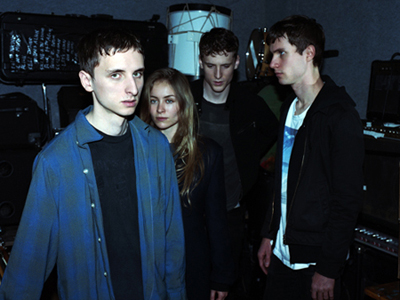 UK's These New Puritans to Release Hidden on Domino Records This February