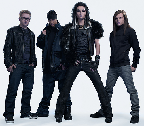 NEWS; Tokio Hotel: Human conncet to Human