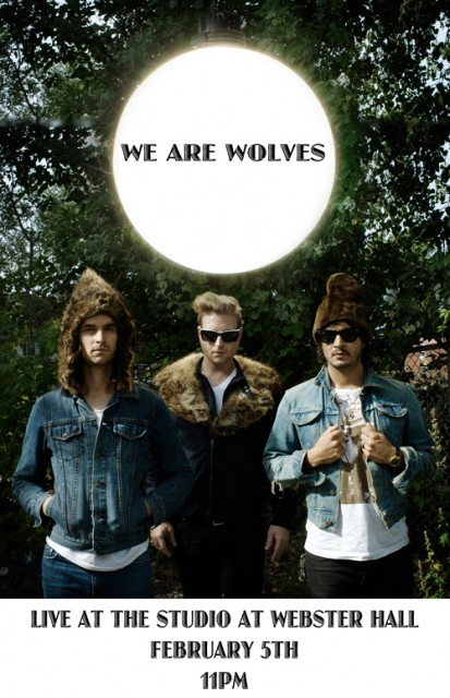 We Are Wolves New Album and Tour Dates This February