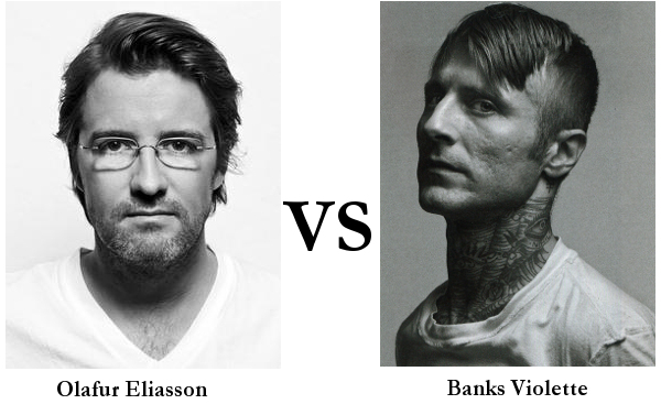 Banks Vs. Olafur