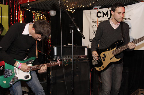 The Pains of Being Pure at Heart at the Cake, NYC
