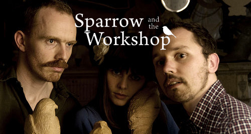 sparrow and the workshop