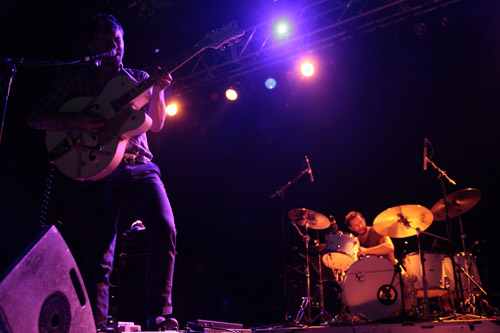 Portugal. The Man at The Beach @ Governors Island