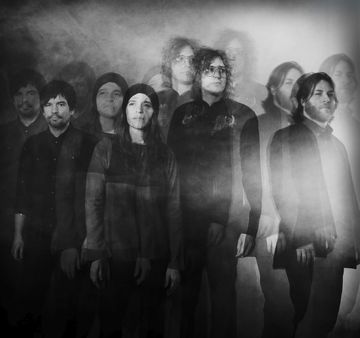 The Besnard Lakes to Tour with Band of Horses, Land of Talk