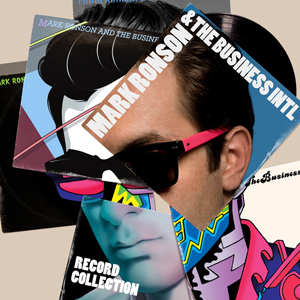 Mark Ronson and the Business Intl.'s Album Record Collection to be Released September 28th