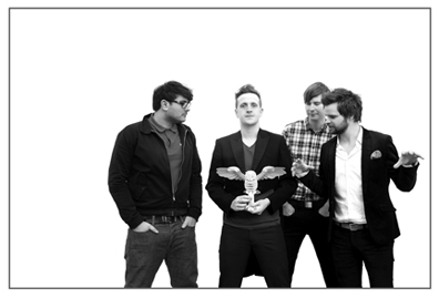 The Futureheads to Return to U.S. for Added Tour Dates