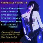 Le Poisson Rouge to Host NYC's Women in Rock Event Next Week