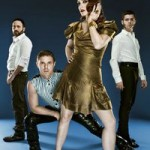 Scissor Sisters Team Up with Lady Gaga for Arena Tour This February