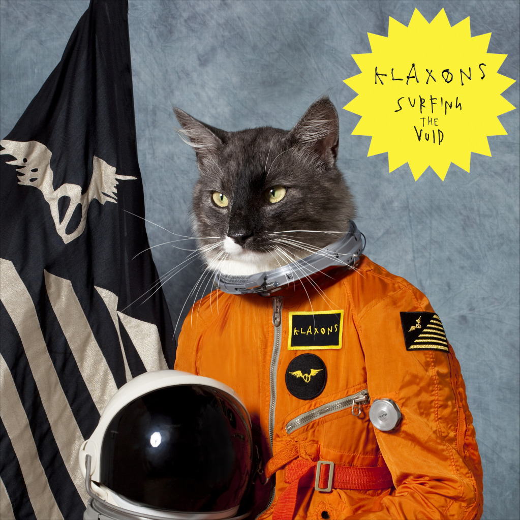 Klaxons Surfing the Void, New Album and U.S. Tour