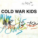 Cold War Kids to Return in January with Third LP