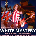 Make Out With White Mystery Tonight at Public Assembly