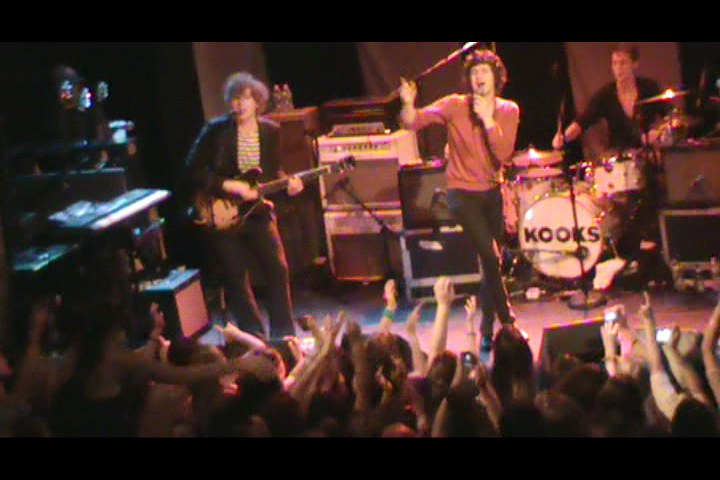 The Kooks Kick It Up at Bowery Ballroom, NYC, 6.27.11