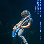 Lollapalooza Day 3: Foo Fighters Play to Mud People; Best Coast, The Cars and Dale Earnhardt Jr. Jr. Evade the Rain