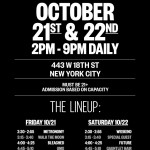 Fader Fort by Fiat CMJ Weekend Lineup Announced