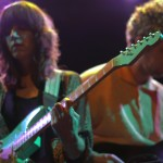 Anna Calvi, Eleanor Friedberger, New Moods at BV Holiday Party 12.13.11