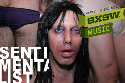 SXSW 2012 Users' Guide (Five Shows)
