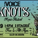 The Third Annual Village Voice 4Knots Festival at NYC's South Street Seaport Announces Initial Bands