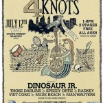 4Knots Festival 2014 to Include Dinosaur Jr. as Headliners
