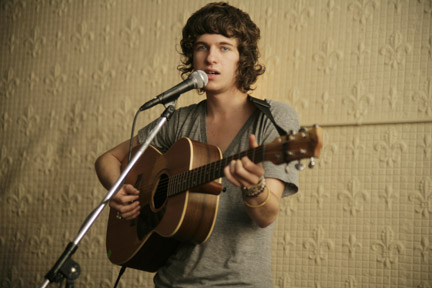 luke pritchard. Luke Pritchard of The Kooks,